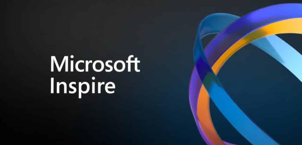 Microsoft Inspire 2020